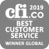 Best Customer Service Global 2019